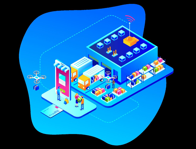 Retail Logistics Supply Chain